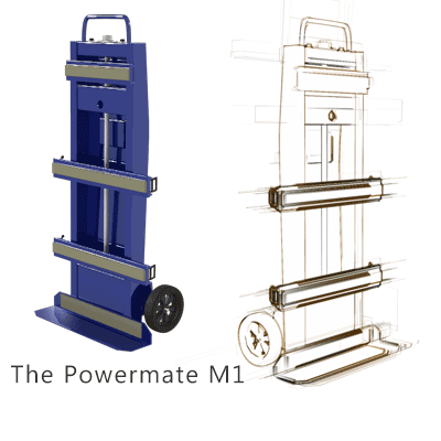 Powermate M1 Stair Climber Hire Online